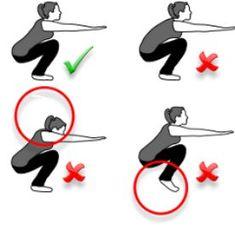 Voulez-vous avoir des fesses arrondies ? Testez le 30 days squat challenge : résultats garantis