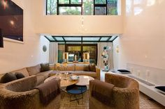 Stunning and Modern Living Room   Home and Interior Design Ideas