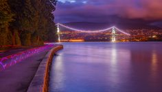 the bridge at night with mystery cyclist Waiting For Him, Long Exposure, Cityscapes, Serendipity, Cities, Mystery, Bridge, Landscapes, Walking