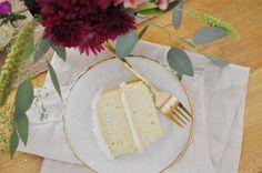 Recipe File: Champagne Cake