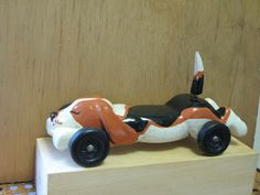 A Whittle Scouting: More Pinewood Derby cars - the Zodiac Years