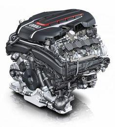 Audi 4.0L TFSI V8
