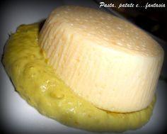 Budino al parmigiano