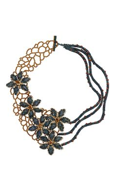 Jewelry Design - Triple-Strand Necklace with Seed Beads - Fire Mountain Gems and Beads