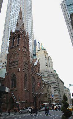 Fifth Avenue Presbyterian Church ~ Manhattan, New York