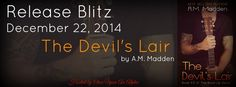 RELEASE BLITZ: The Devil's Lair (The Back-Up Series, #4.5) by A.M. Madden - iScream Books
