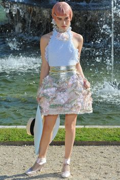 Chanel Resort 2013 Fashion Show - Milana Kruz (WOMEN)