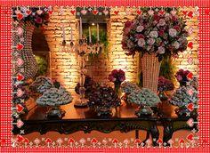 A mesa de doces é a atração da festa! Conheça a Stellas Doces Finos no Guia  Novas Noivas:http://bit.ly/1QfYgLL