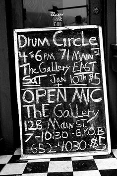 Like the Chalkboard Open Mic Night, Drum Lessons, Show And Tell, Awakening, Drums, 3d Printing, Activities, Photography, Videos