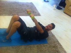 De ce sa incerci antrenamentele Fit & Go? Pentru ca iti redau starea de bine si zambetul pe chip! Nicio zi fara sport! #XBody #Fitness www.fitandgo.ro