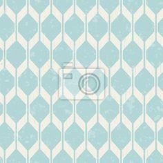 Papier peint motif geometrique