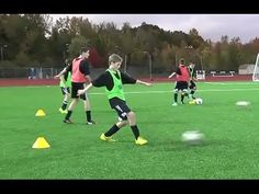 Timing of the Pass Drill - YouTube
