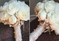 bouquet handles posted by botanical brouhaha and designed by karen tran