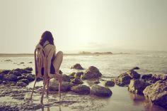 Di fronte al mare la felicità è un idea semplice