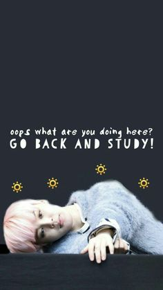 BTS Telling you to Study / Jimin Wallpaper Bts Boys, Bts Bangtan Boy, Bts Jimin, Bts Taehyung, Bts Lyrics Quotes, Bts Qoutes, Bts Wallpapers, Bts Backgrounds, Study Motivation Quotes