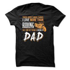 Best Bikers Dad Shirt