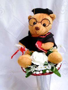 Ballagási csokor Teddy Bear, Toys, Children, Cake, Toddlers, Boys, Pastel, Kids, Kuchen