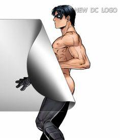 Dick grayson erotic pics superheroes pictures