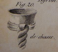 """Cravate de Chasse H. le Blanc, Esq.: """"L'Art de mettre sa cravate"""" (1827)"""