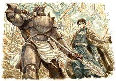 鋼の錬金術師絵詰め6 [9]