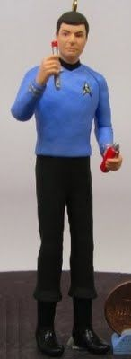 Hallmark 2012: Dr. McCoy #StarTrek