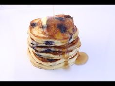 Save your money. These Gluten Free Blueberry Buttermilk Pancakes are way better than IHOP!  Hands down.
