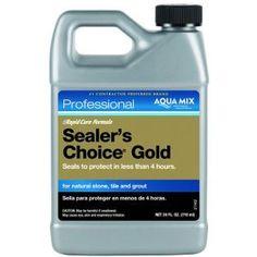 AquaMix 24 oz. Sealers Choice Gold-AMSC24Z at The Home Depot $29.97