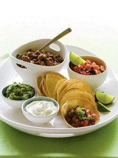 Mexican nacho baskets