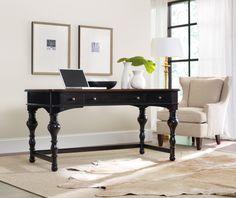 Hooker Furniture 500-10 Writing Desk 60in 500-10-020