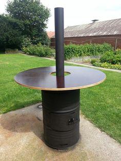 grillkamin im garten selber bauen und mauern garten. Black Bedroom Furniture Sets. Home Design Ideas