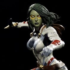 Gamora is out of the box and ready to take on the galaxy!! | http://ift.tt/2cHTDA0 shares #collectibles #toys collectible figures #moviecollectibles movie memorabilia pop culture figures movie figures collectible toys star wars collectibles action toys figures