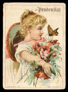 awesome 1898 ~ Victorian Trade Card    The Prudential... Euro Media Check more at http://ukreuromedia.com/en/pin/11473/
