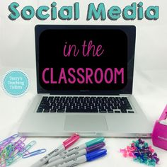 One teacher shares how she uses different social media in the classroom successfully (and privately to ensure student safety!). Check it out, then see if you can do it while also following your school or district's guidelines!