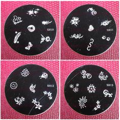 Piece of Pie: Shany Nail Art Image Plates
