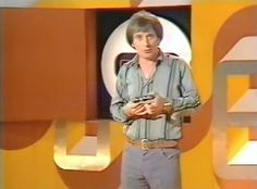 Think of a Number with Johnny Ball (Zoe Ball's dad) - a kids' show about maths. Check out the '70s set design!