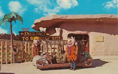 Flintstones Bedrock City in Custer, South Dakota - Your kids will LOVE spending some time here!