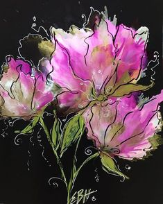 Amazing Pen and Ink Cross Hatching Masters Edition Ideas. Incredible Pen and Ink Cross Hatching Masters Edition Ideas. Alcohol Ink Crafts, Alcohol Ink Painting, Alcohol Ink Art, Contemporary Abstract Art, Arte Floral, Copics, Silk Painting, Watercolor Art, Watercolor Portraits