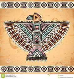 thunderbird indian symbol