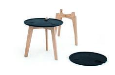 Esrave - Comal Side Table