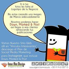 Tenemos una técnica para refrescar tus publicaciones si no tienen tu logotipo. #agenciasmm #maracaibo #medellin #bogota #aumentarventas #latinoamerica #redessociales