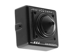 CM-3434C NTSC 1/4'' SHARP CCD Color Pinhole Camera 420TVL (Black) by QLPD. $108.80. This is a 1/4 inch Sharp CCD color Pinhole camera 420TVL. The color CCD camera is easy to setup and simple to operate.