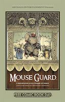 We love mouseguard!
