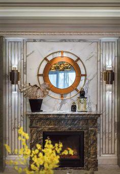 盘石设计--深圳牧云溪谷悦溪郡05栋别墅样板房 6188674