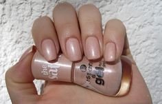 THE BEAUTY DEPARTMENT: Essence Gel Nail Polish 35 Engaged - i absolutely love this nail polish but I'm almost out! Need to rebuy!