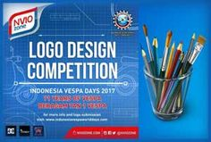 Indonesia Vespa Days 2017 Logo Design Competition DEADLINE: 8 Agustus 2016 http://infosayembara.com/info-lomba.php?judul=indonesia-vespa-days-2017-logo-design-competition