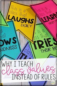 I am a firm believer that kids will become whatever you tell them they are. If you tell them they are hard workers, they will work hard. If you tell them they are generous, they will be more generous. This is true for any value. Kids need opportunities and reminders to practice a growth mindset. 4th Grade Classroom, Classroom Rules, Classroom Community, Kindergarten Classroom, Future Classroom, Classroom Organization, Classroom Decor, Classroom Contract, Class Contract