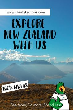We're a locally owned and operated tour company based in the South   Island, New Zealand. With us, you will See More, Do More, Spend Less. Adventure Tours, South Island, New Zealand, Sustainability, Explore, News, Adventure Travel, Sustainable Development