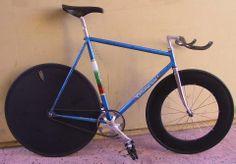 Tommasini Pursuit Track (1980's)