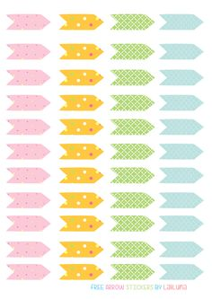Free printables STICKERS