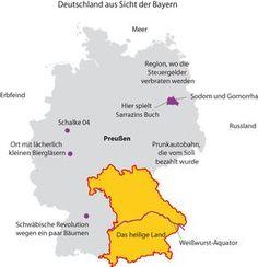 Deutschland aus unserer Sicht